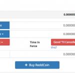 Bittrex Reddcoin Page