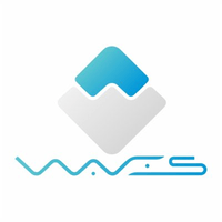 Buy Waves coin - logo