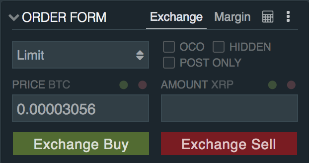 Buying Ripple on Bitfinex UK