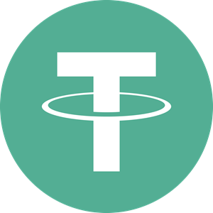Tether Logo UK