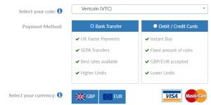 How to buy Vertcoin in the UK