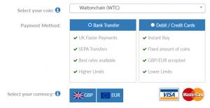 How to buy Waltonchain UK