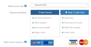 How to buy Litecoin in the UK