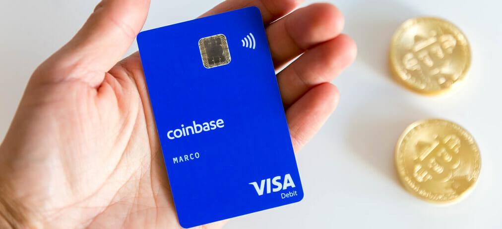 Bitcoin Debit Card Coinbase