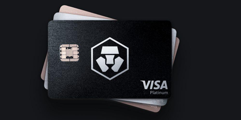 Bitcoin Debit Card Crypto